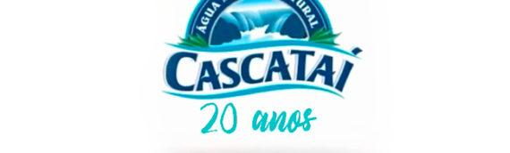 Cascataí 20 Anos